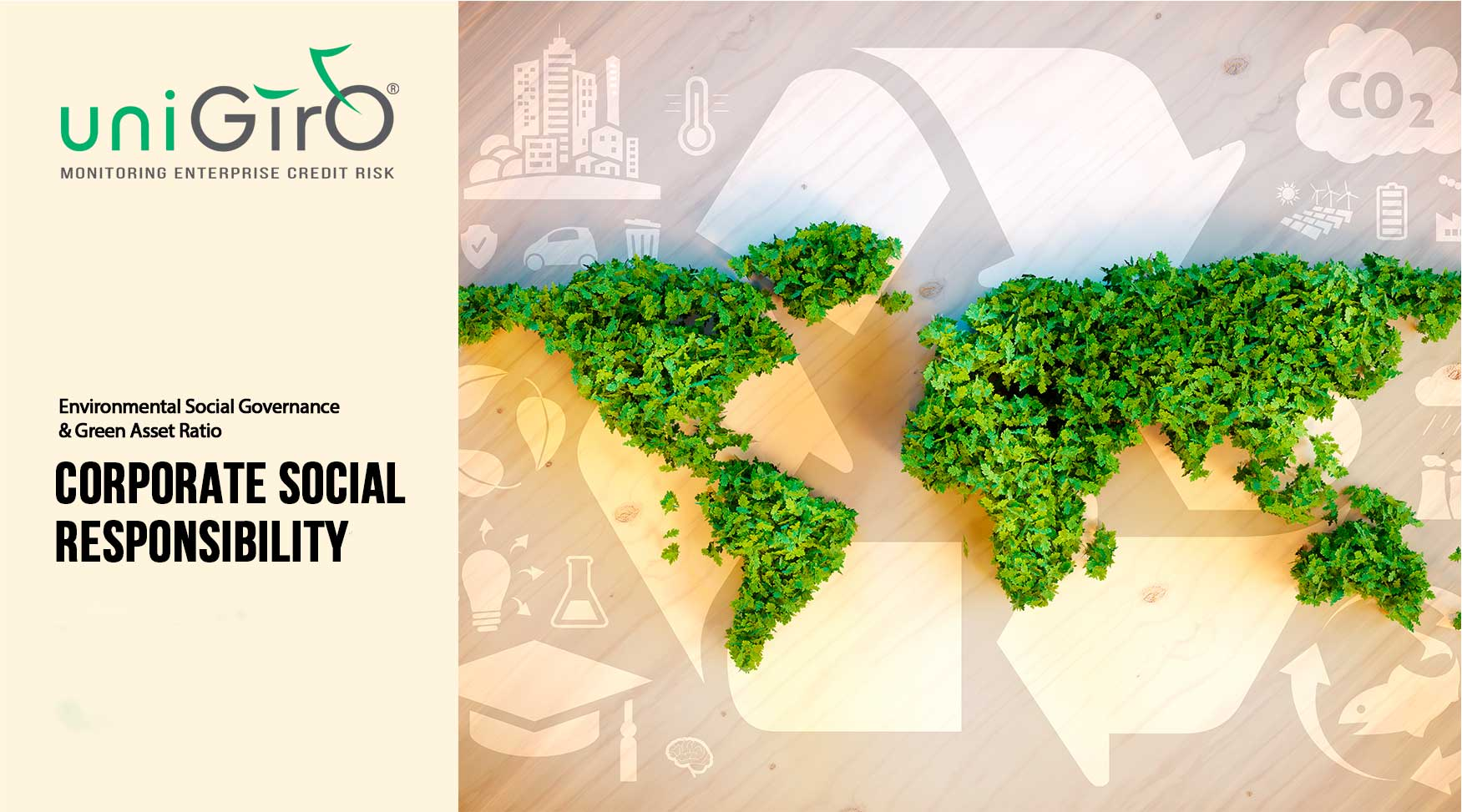 Green Asset Ratio y Corporate Social Responsibility